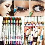 12 couleurs Eyeliner crayon de maquil...