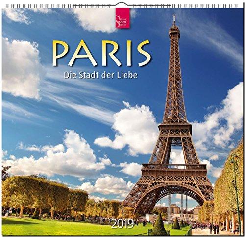 MF-Kalender PARIS - Die Stadt der Liebe 2019