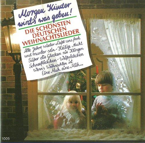 Typisch Deutsche Weihnachtslieder - u.a. auch Glockengeläut (Compilation CD, 16 Tracks) Ge-allegro