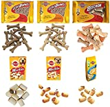 Pedigree Dog Biscuit Bones & Marrowbone Treats - Over 200 Various Different Weights To Choose From - (Markies Mini, 100G)