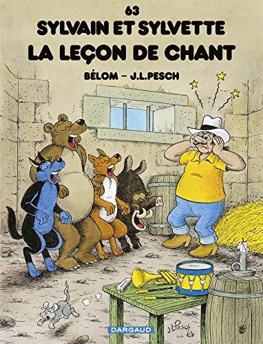 Sylvain et Sylvette - tome 63: La leçon de chant par Bélom