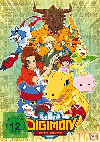Digimon Data Squad, Vol. 1 (Mit Sammelschuber) [3 DVDs]