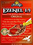 Ezekiel 4:9, Sprouted Whole Grain Cereal, Original, 16 oz (454 g)