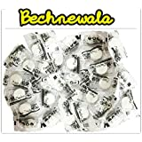 Bechnewala - Magic Tablet Napkin Compressed Tissue, Candy Pack of 100 Pieces