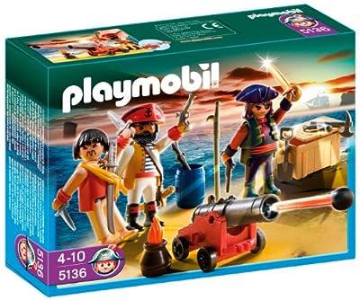 Playmobil 626692 - Piratas Tripulación Pirata de Playmobil