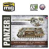 AMMO Munition euro-0017Panzer Aces–Profile Vol. 2englisch, Mehrfarbig