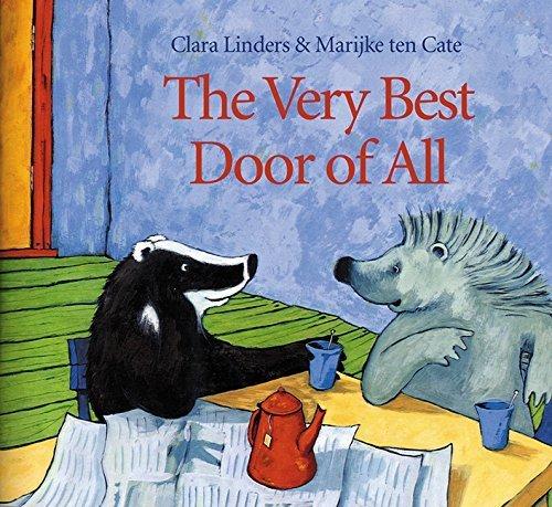 The Very Best Door of All by Linders, Clara, Cate, Marijke Ten (2001) Hardcover