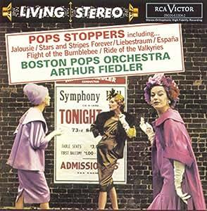 Pops Stoppers - Boston Pops (Aufnahmen 1958)