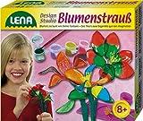 SIMM Spielwaren Lena 42011 - Bastelset Blumenstrauߟ