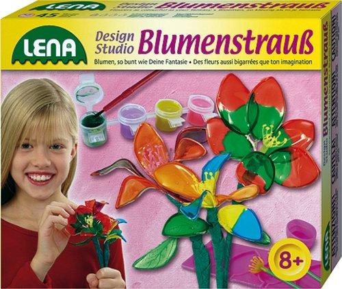 SIMM Spielwaren Lena 42011 - Kit de Bricolage Bouquet