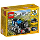 #4: Lego Blue Express, Multi Color