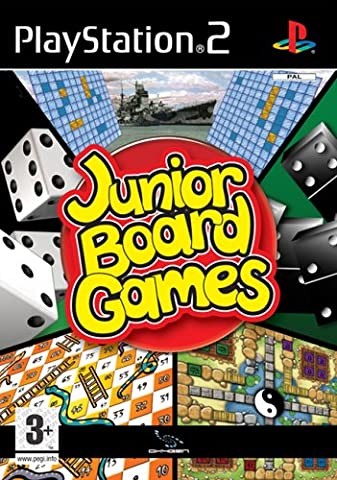 Junior Board Games [UK Import] (Junior Board)