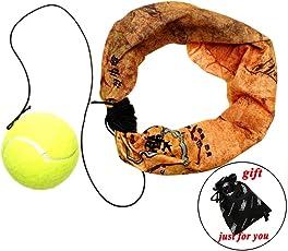 Fight Ball Reflex,WoBoSen Punch Übung für Boxen, MMA und andere Combat Sports (Fight Ball Reflex)