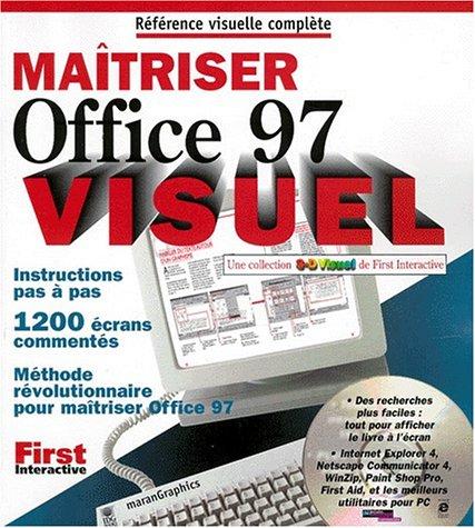 Maîtriser Office 97 visuel
