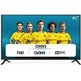 CHiQ L40G4500 40 inch Full HD LED LCD TV 40 inch (101 cm), titeltuner (DVBT/T2/C/S2), multimediaspeler via USB-poort TV, Dolb