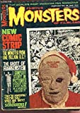 FAMOUS MONSTRES OF FILMLAND / FEBRUARY - N°48 / NEW COMIC STRIP FEATURING THE MONSTER FROM ONE BILLION B.C.! / THE GHOST OF FRANKENSTEIN - COMPLETE STORY IN PICTURES ETC...