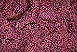 Brunswick Mills - Impresión de Animales, Color Rosa
