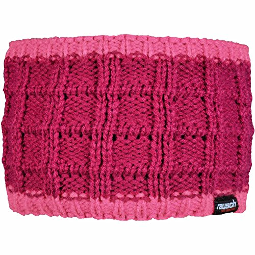Reusch Evan Headband, Size:55-57;Color:boysenberry (361)