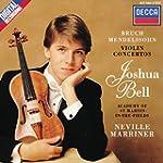 Bruch/Mendelssohn: Violin Concertos