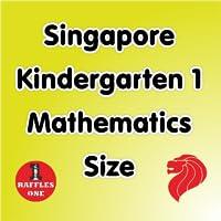 Singapore Kindergarten 1 Mathematics - Size