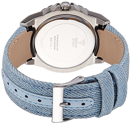 Guess Women's Analogue Quartz Watch with Stainless Steel Bracelet – W0775L1
