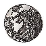NPET - Fibbie per cinture - donna argento Taglia unica