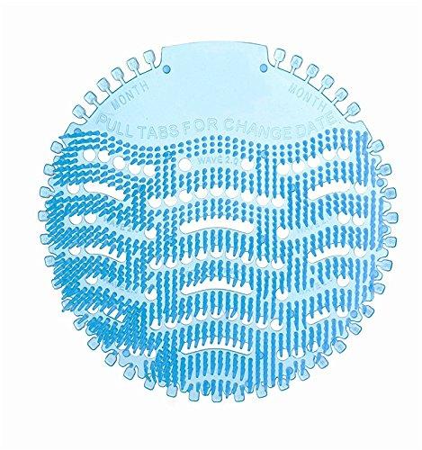 rodoco Wave 2.0Duft Urinal Bildschirm Desodorierenden Splash Matte 30Tage duft (10Stück) Ocean Mist