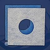 5 Filter für Limodor Limot Lüftungsgeräte Lüfter LF/ELF und Umrüstsatz F/C Limodor-Typ F-LF/5 00010 LIG Lüfter Ersatzfilter Staubfilter Luftfilter Limodor-Filter