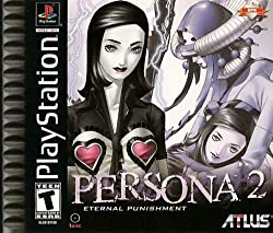 Persona 2: Eternal Punishment - PlayStation
