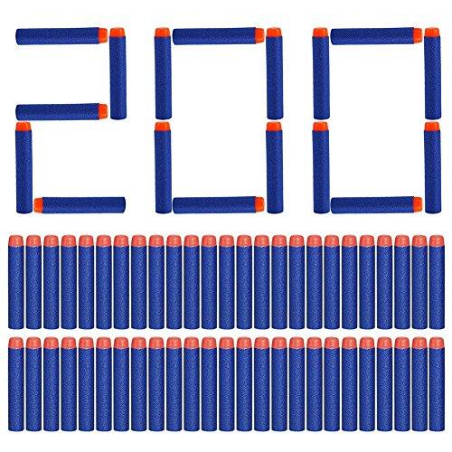 Yosoo Ladekabel 200DART für Nerf Elite–7,2cm
