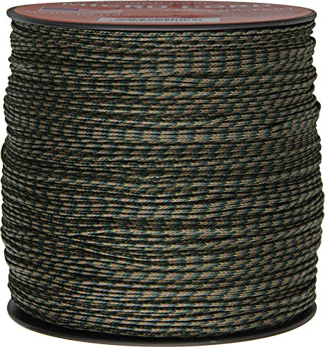 Parachute-Cord rg1141, Kit de survie – Mixte Adulte, Marron, Taille unique