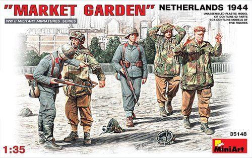MiniArt 35148- Market Garden Holanda 1944 - 1:35