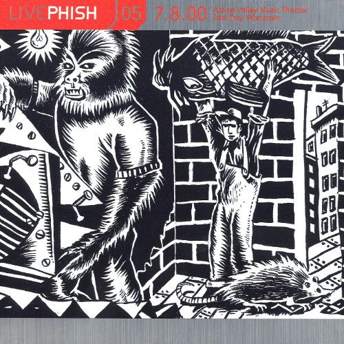 LivePhish, Vol. 5 7/8/00 (Alpine Valley Music Theater, East Troy, WI) - 5.875