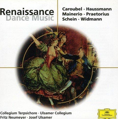 Renaissance Dance Music - Renaissance Serie