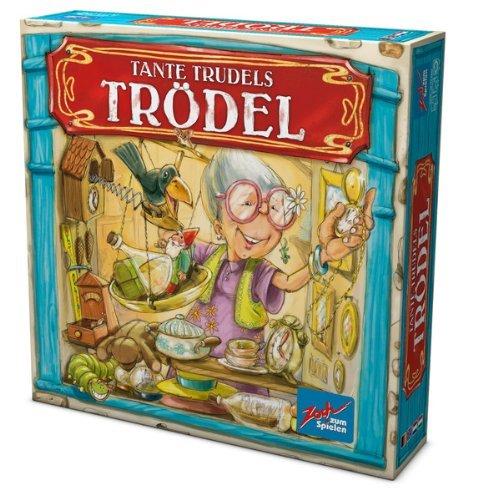 Zoch 601105006 - Tante Trudels Trödel, Familienspiel