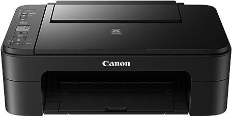 Canon Pixma TS3150 Farbtintenstrahl-Multifunktionsgerät, schwarz