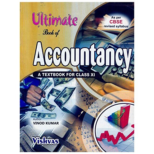 Ultimate book of accountancy class 11