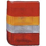 Iparlux 16222021–Pilote arrière gauche, sans douille, ambar-blanco-rojo