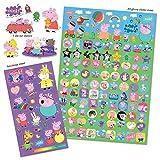 Paper Projects 01.70.22.018 Peppa Pig Mega Sticker Pack, 29.7cm x 21cm