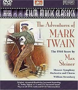 Steiner - The Adventures of Mark Twain [DVD AUDIO]