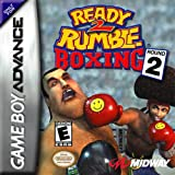 Ready 2 Rumble boxing 2 - GBA - PAL