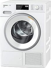Miele TWH 620 WP Wärmepumpentrockner/A+++ (193kWh/Jahr)/mit 9kg Schontrommel/mit Duftflakon für frisch duftende Wäsche/Wäschetrockner mit Startvorwahl und Restzeitanzeige/wartungsfreier Wärmetauscher