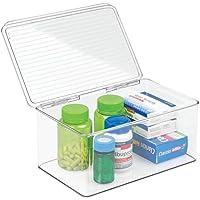 mDesign grande boite a medicament – boîte de rangement pour les préparations vitaminées – utilisable comme boite…