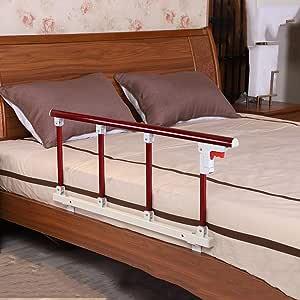 Home Stable Bed Side Handlauf 120cm Langer Bettlauf f/ür Kleinkinder//Erwachsene//Senioren Size : 120cm x 30cm Bettgitter Home Safety Edelstahl