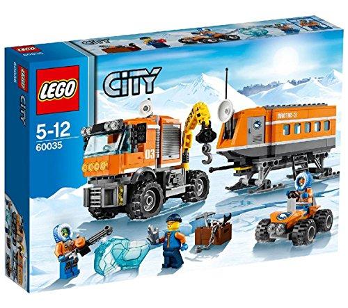 LEGO City - La Base Arctique - 60035
