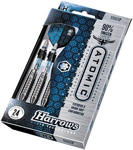 Atomic 21g 21g 21g - Harrows Darts by Harrows B014ADYO90 Parent | Più pratico  | Outlet Online  | Bello e affascinante  | Affidabile Reputazione  | Conosciuto per la sua buona qualità  | Qualità Primacy  5b5eda
