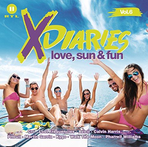 X-Diaries, Vol. 6 [Explicit]