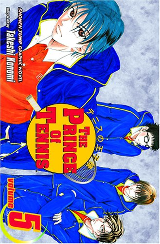The Prince of Tennis, Vol. 5 (Prince Of Tennis Anime)