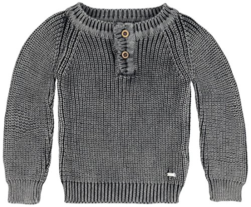 Bellybutton Kids - Pullover, Maglione per bambini e ragazzi, grigio (phantom|gray 1410), 4 anni (104 cm)