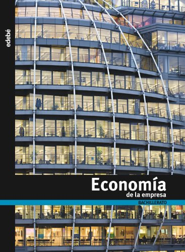 Economía de la empresa, Bachillerato - 9788423692347